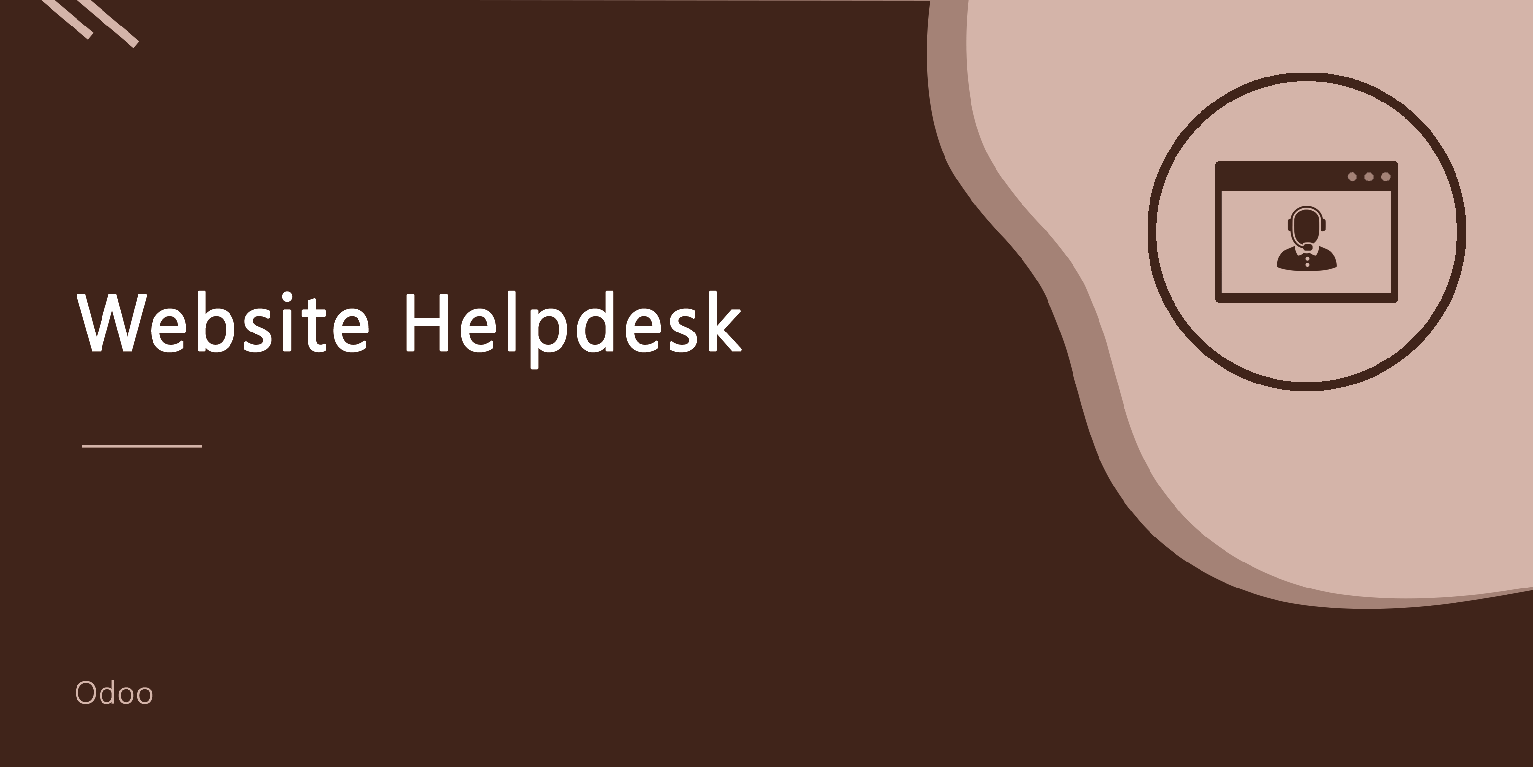 Website Helpdesk
