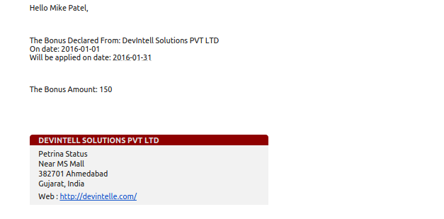 DevIntelle Consulting Service Pvt.Ltd.(Only Odoo Development)