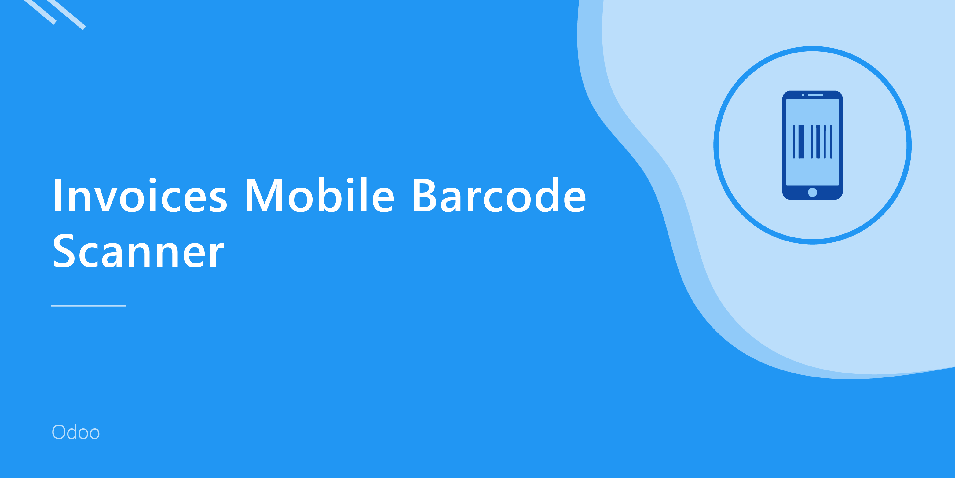 Invoices Mobile Barcode/QRCode Scanner