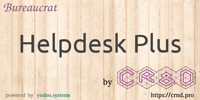 Helpdesk Plus