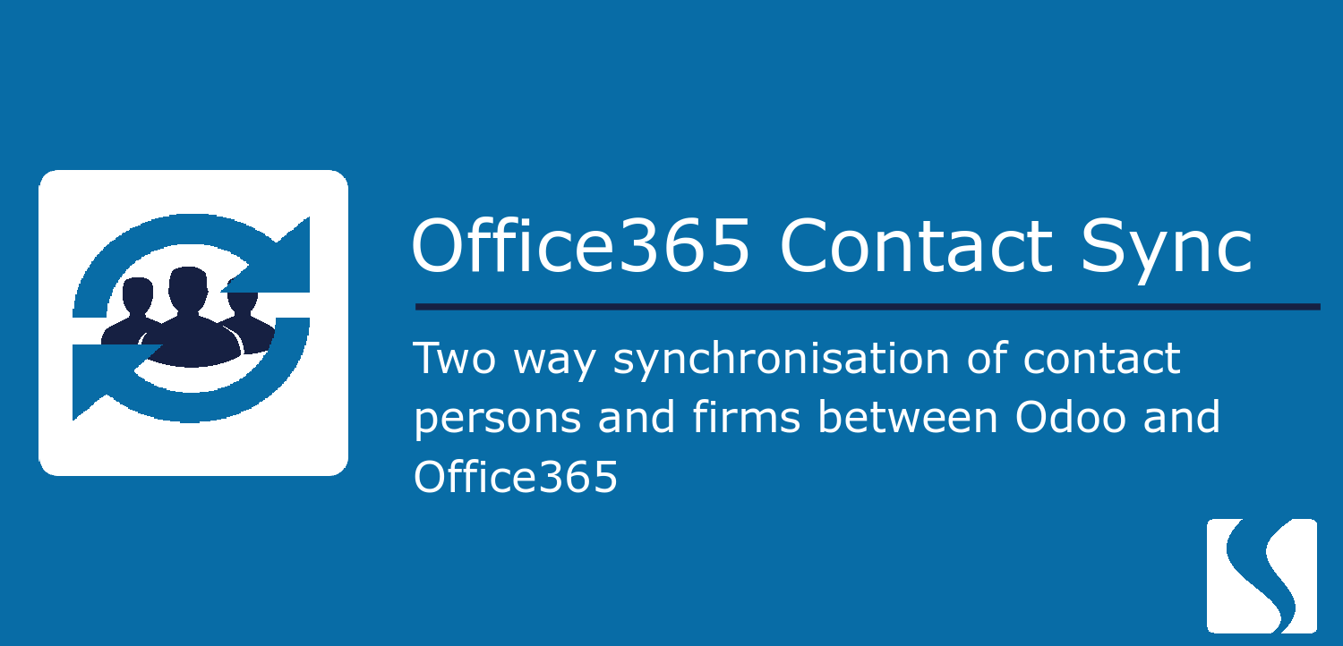 Office 365 Contact Sync