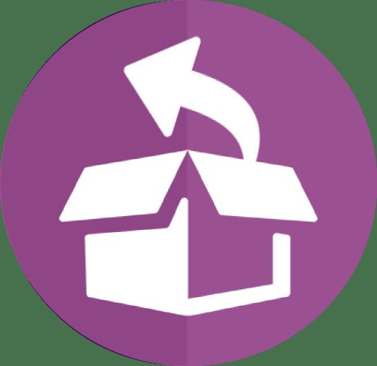Return order box