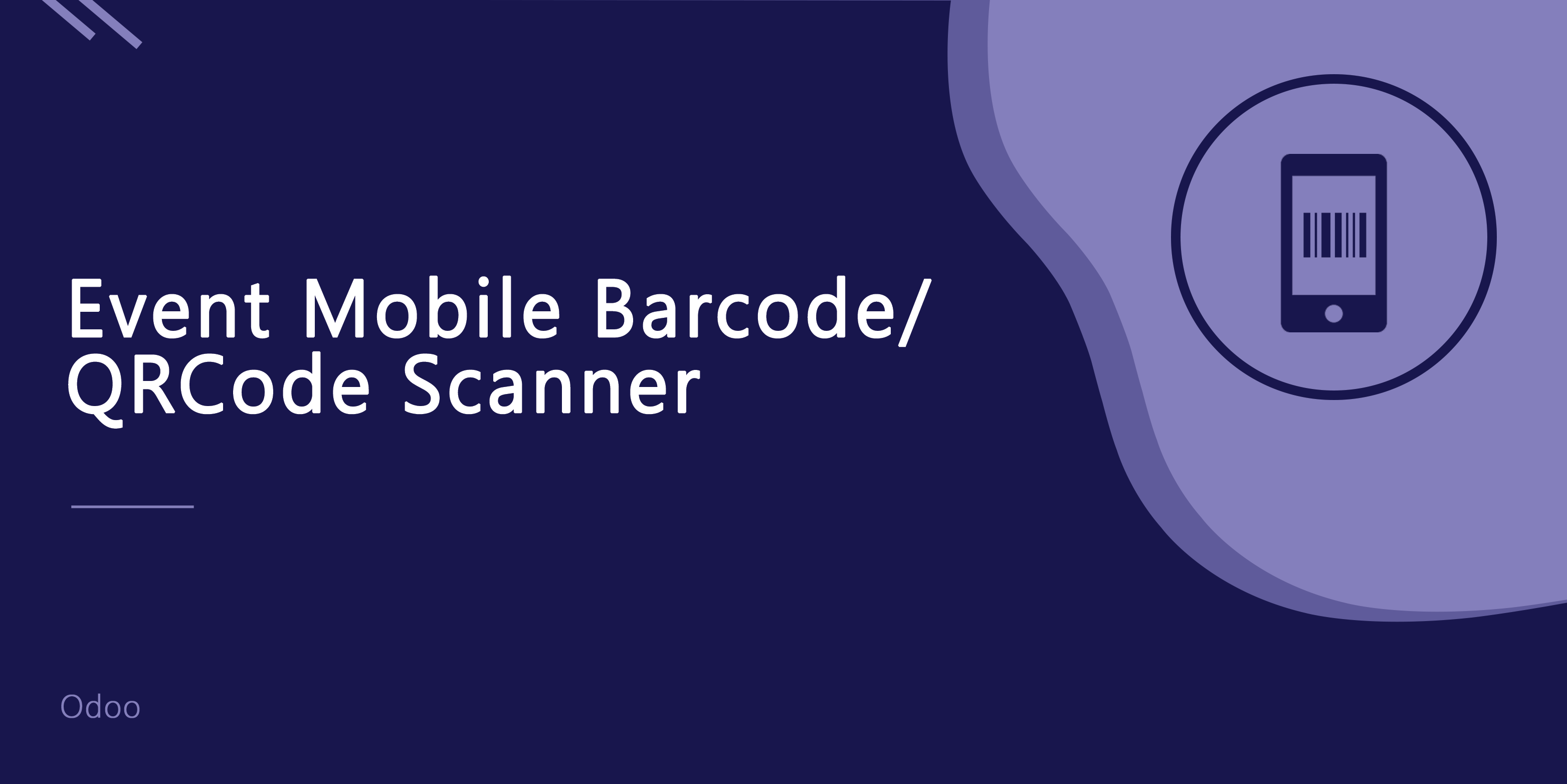 Event Mobile Barcode-QRCode Scanner