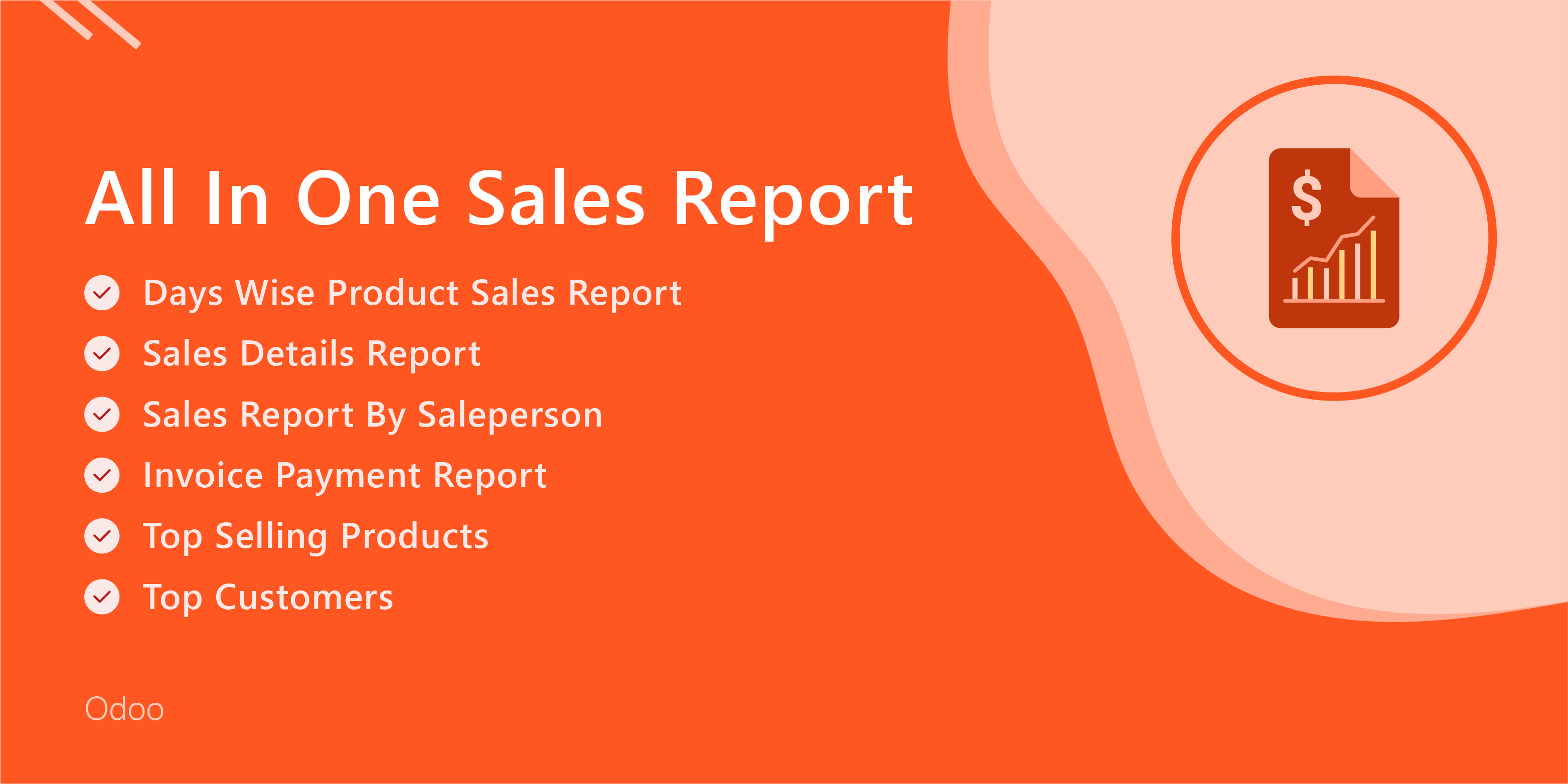 All In One Sales Report