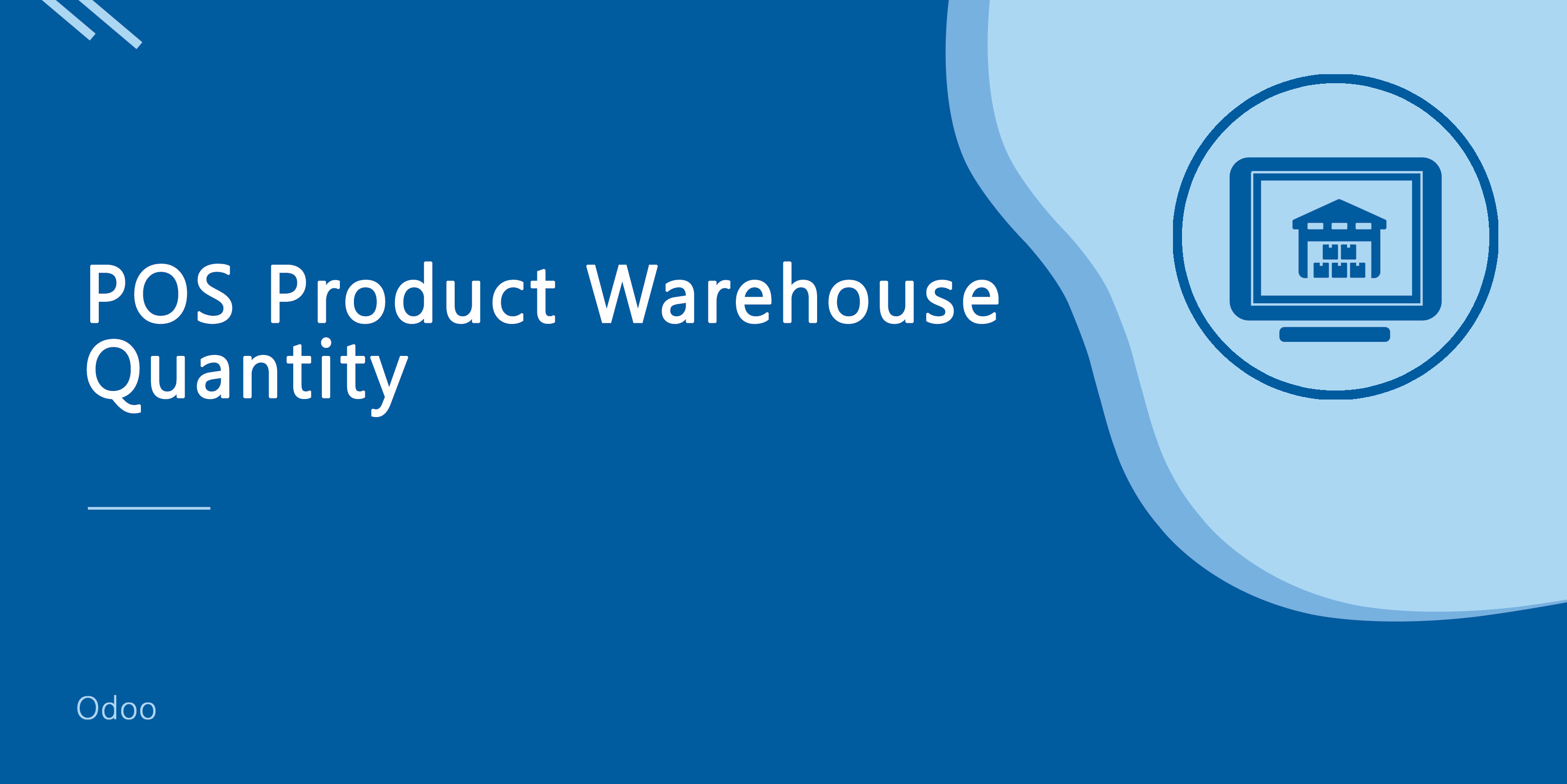 POS Product Warehouse Quantity
