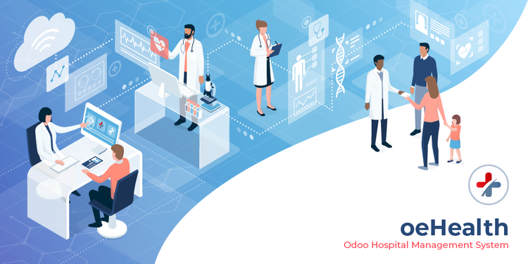 oeHealth (Odoo 13 Hospital Management System)