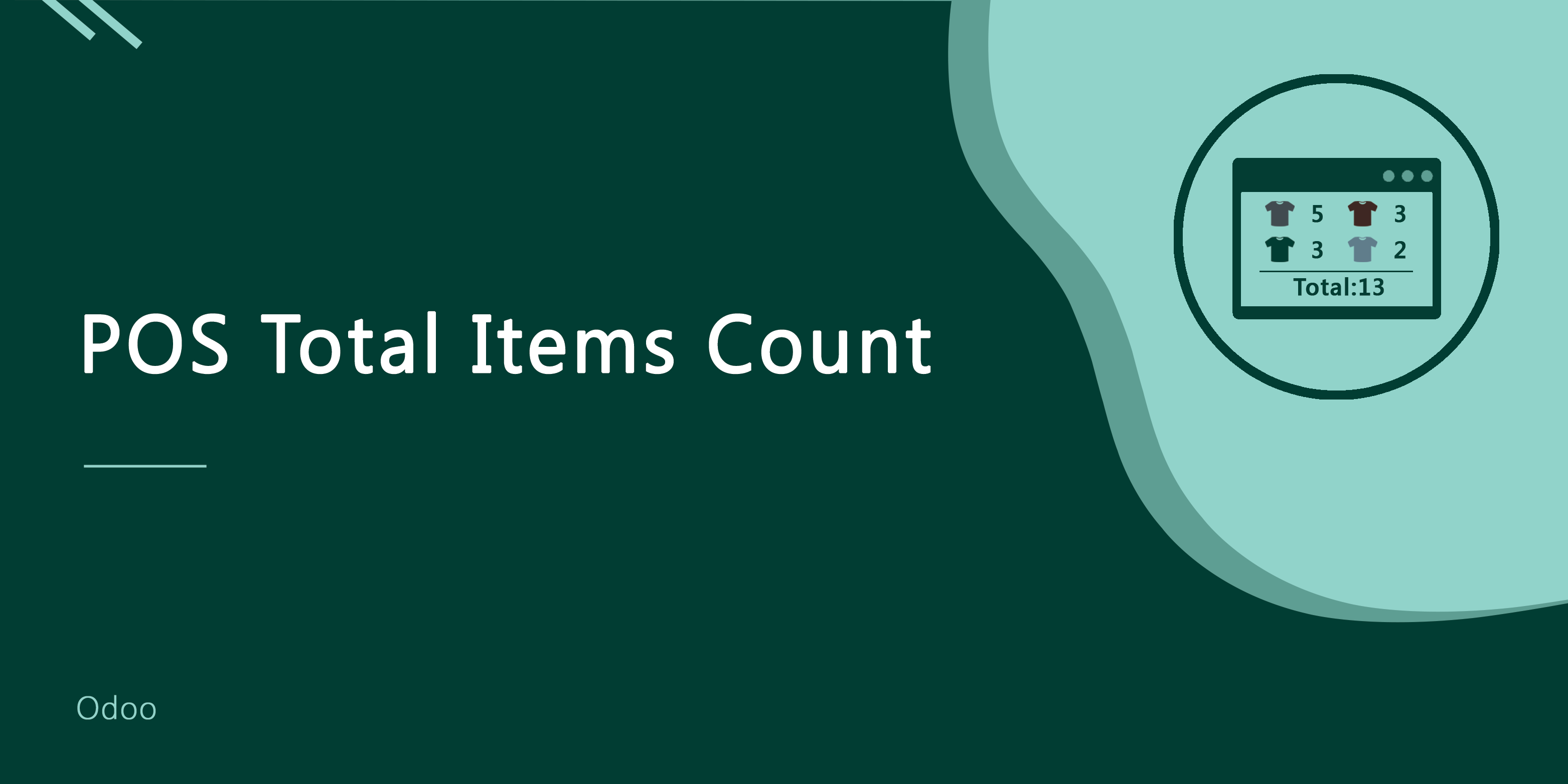 POS Total Items Count