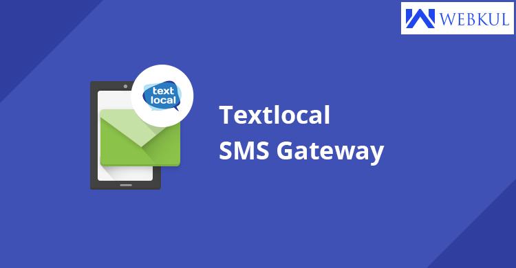 Textlocal gateway