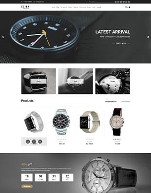 Ecommerce - Watch