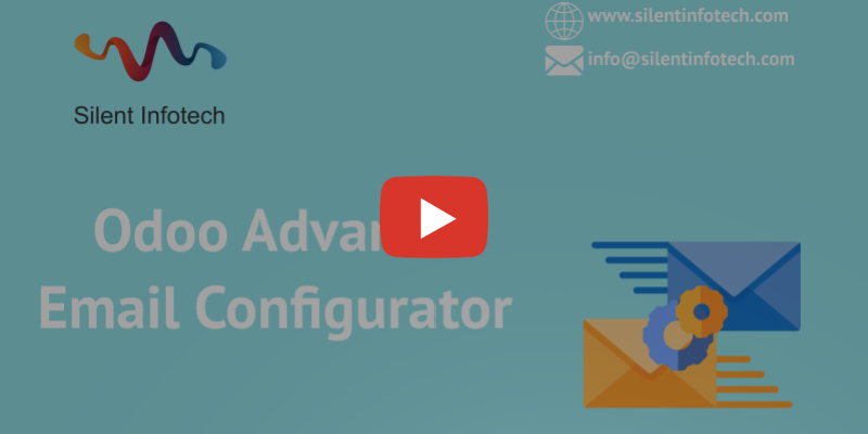 Odoo Advanced Email Configuration