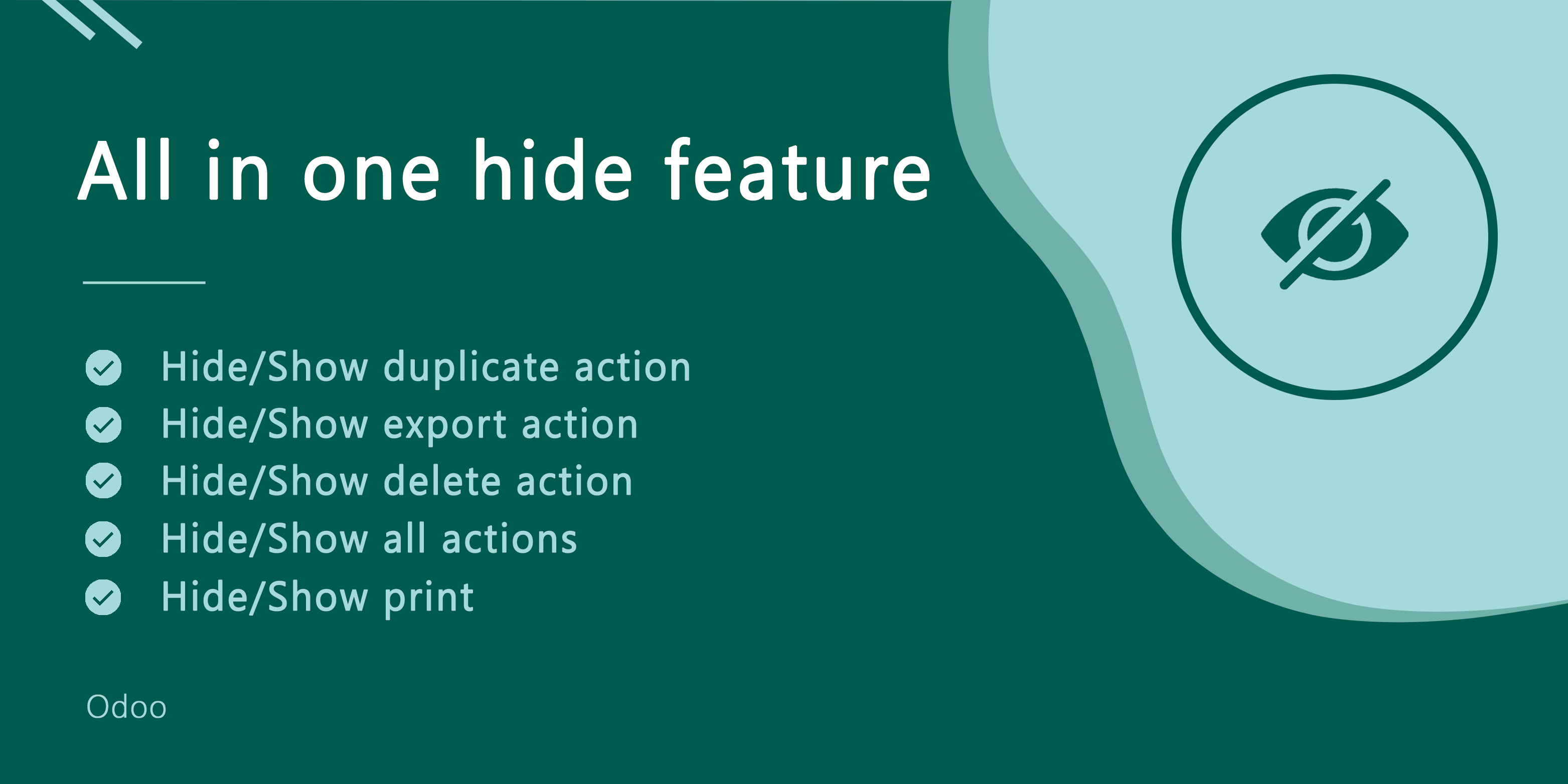 All In One Hide Feature