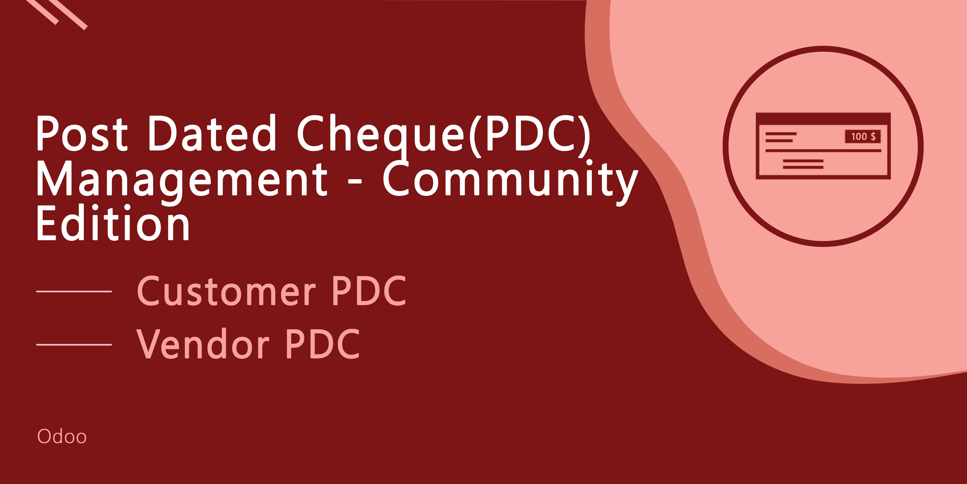 Post Dated Cheque Management