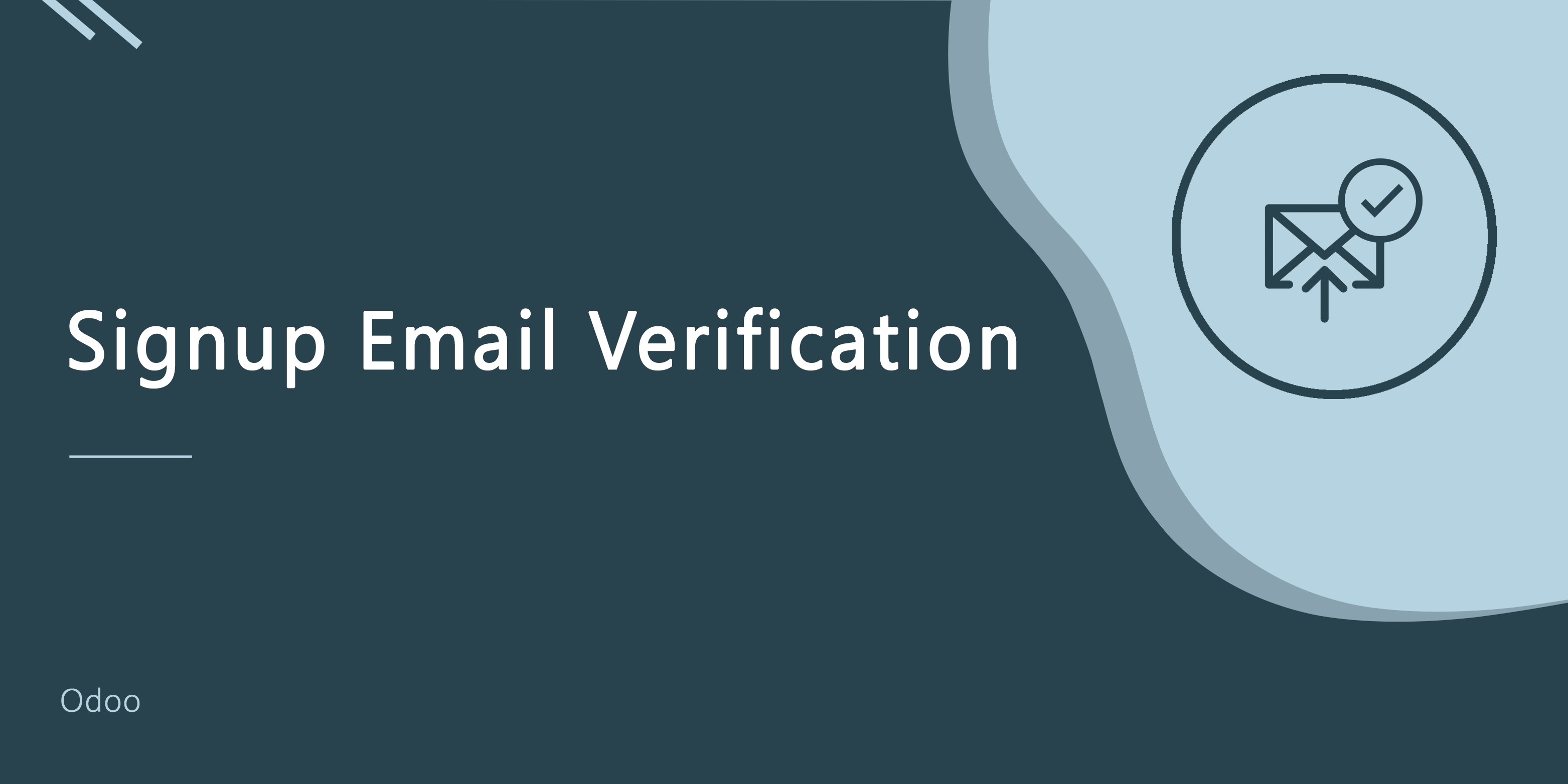 Signup Email Verification