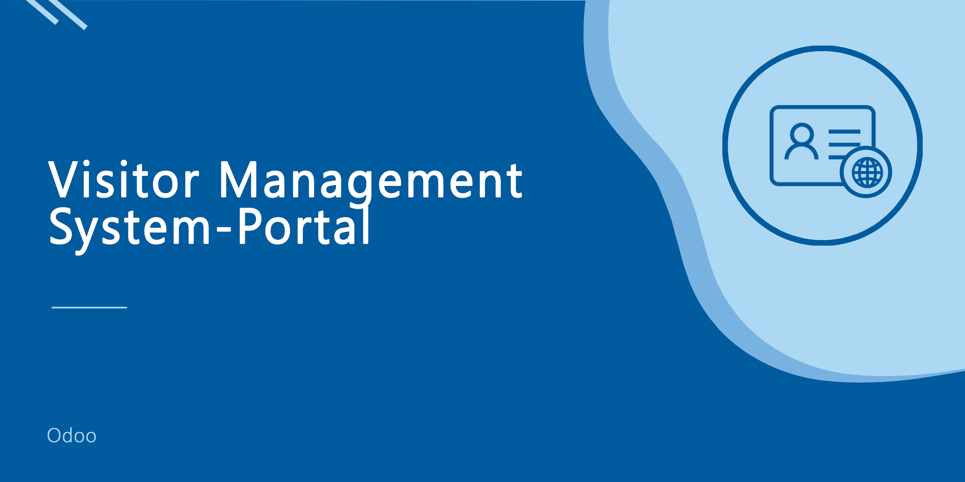 Visitor Management System-Portal
