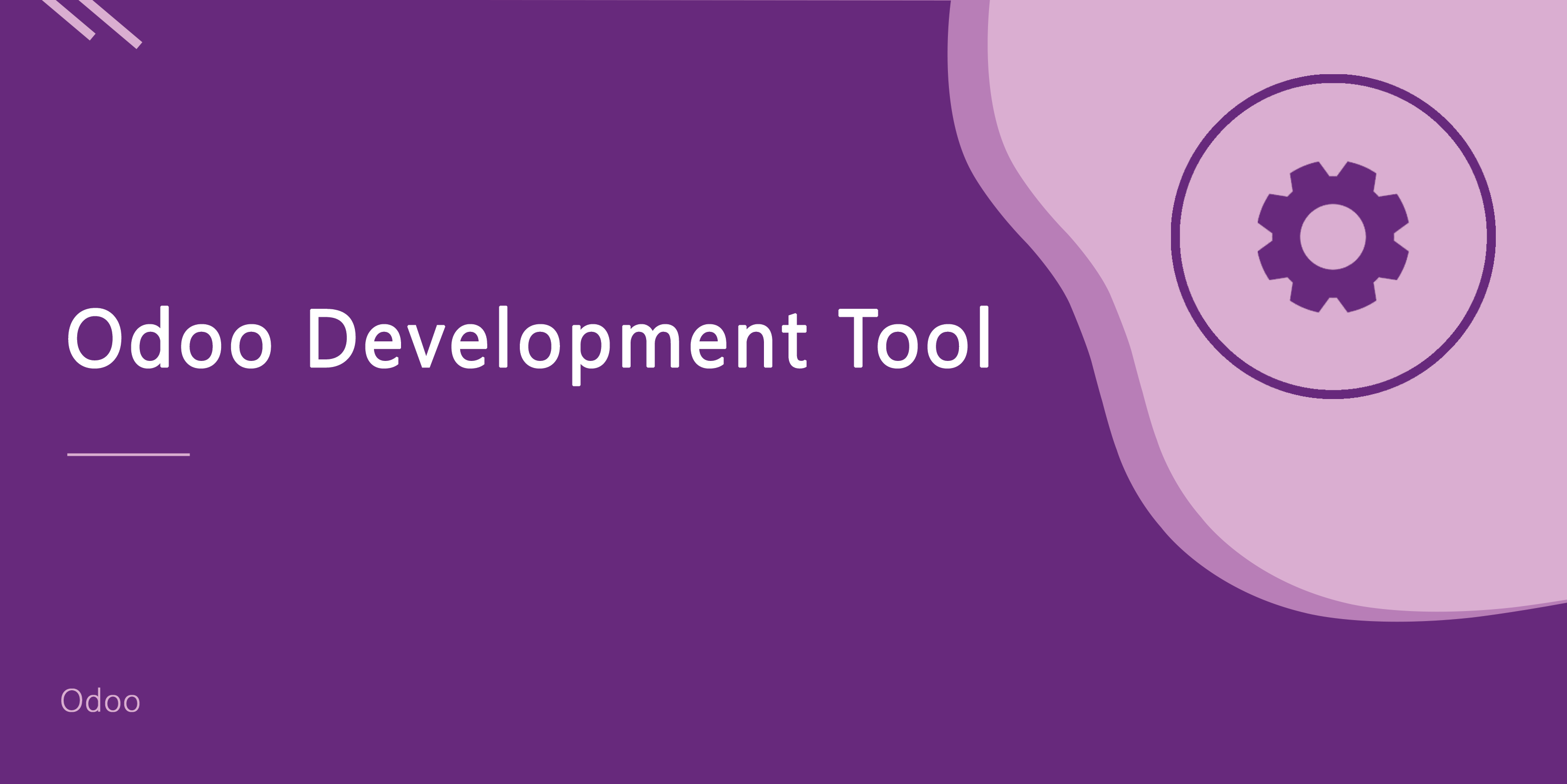 Odoo Development Tool