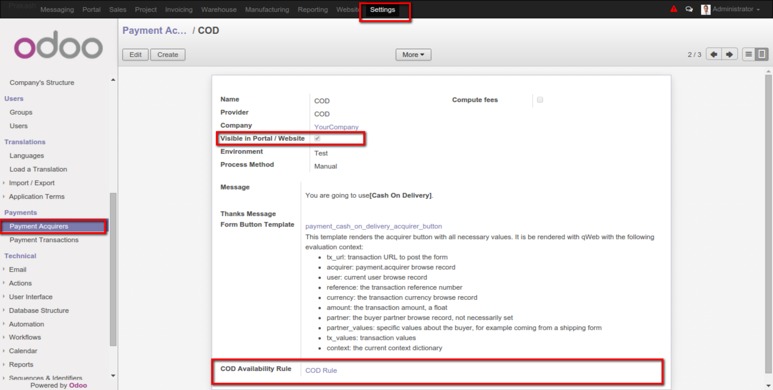 ODOO-Cash-On-Delivery-COD-Rule