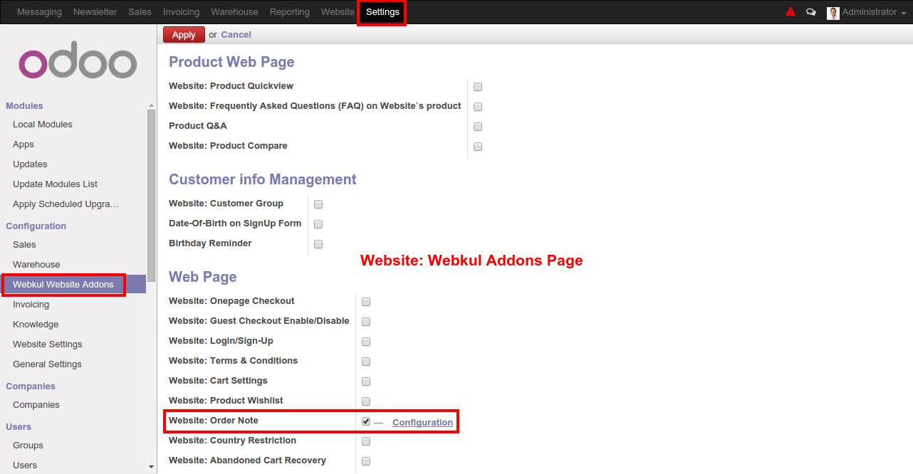 odoo_website_order_notes_webkul_addons_page