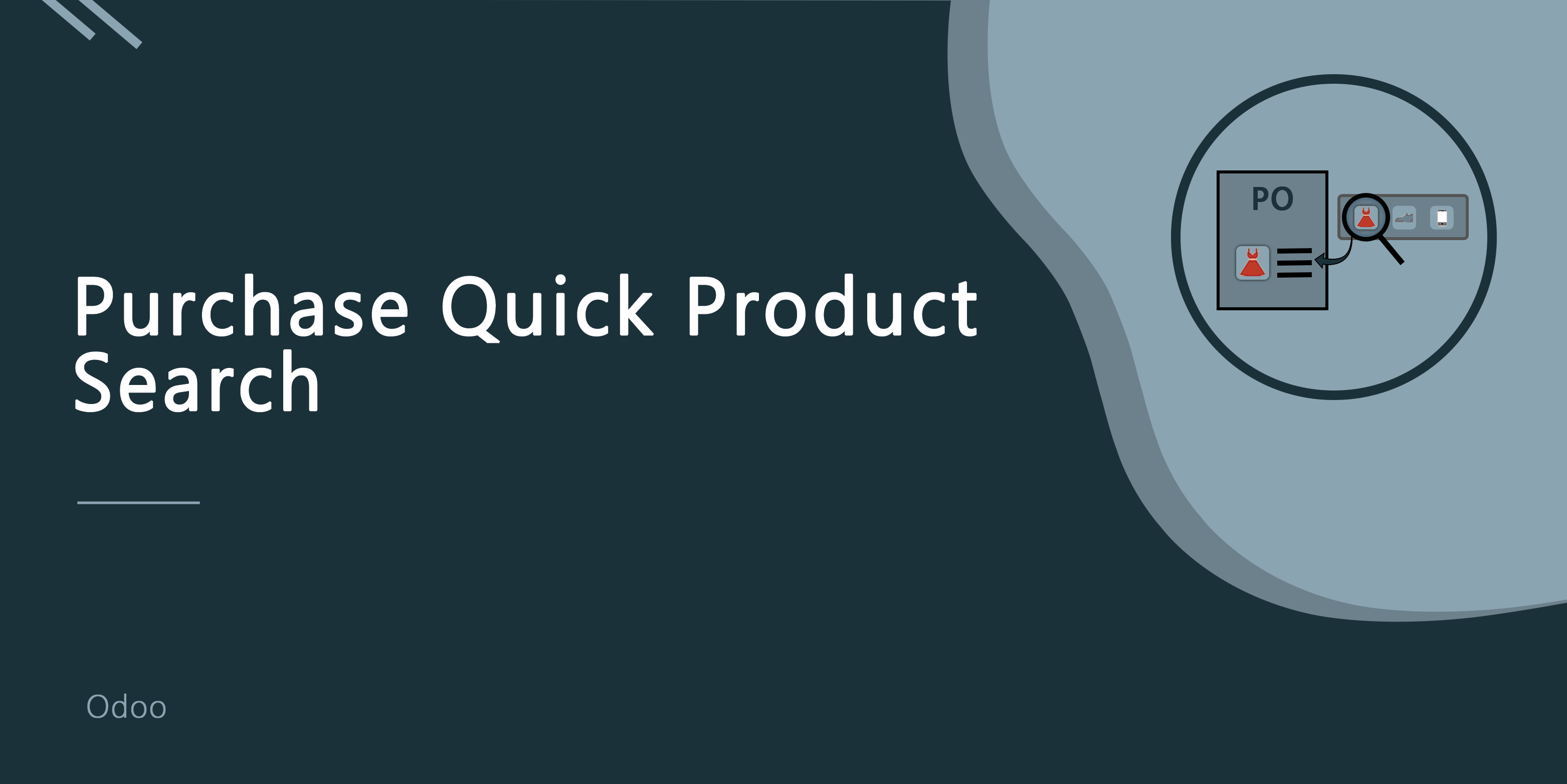 Purchase Quick Product Search