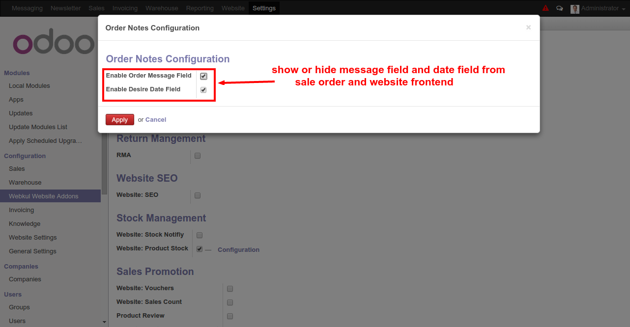 odoo_website_order_notes_show_hide_date_and_message_fields